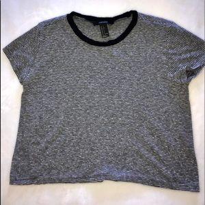 Tops - Stripped t shirt